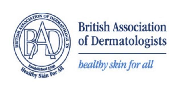 Logo von British association of dermatologists