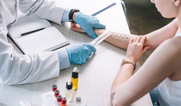 Allergietest Hautarzt Koblenz