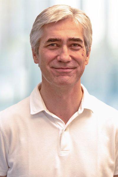 Dr. Grossmann Portrait